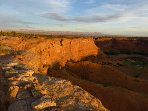 Sunrise canyon de shea