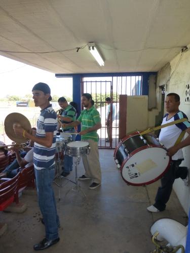 Bleacher band