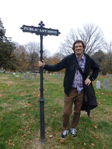 Grave plot #