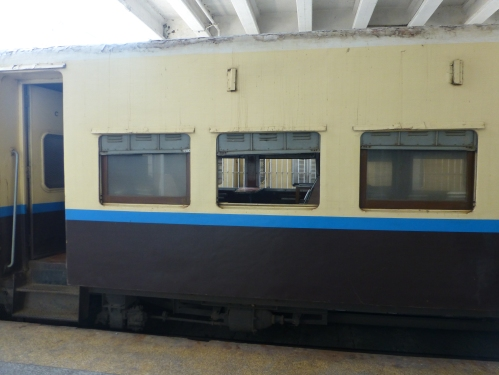 Sleeper car