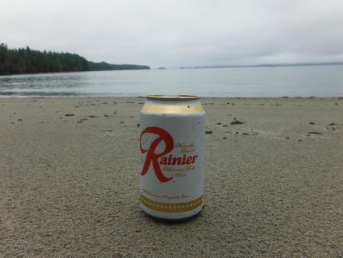 Last beer standing.